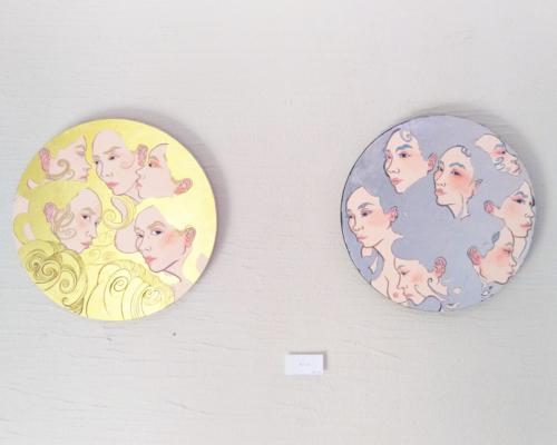 GalleryPepin 3rd Anniversary 石原七生個展 -めぶく きざす うずまく-